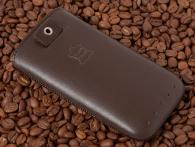 HTC Wildfire Brown 2