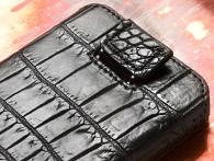 Samsung I9100 Galaxy S II Croco-black 4