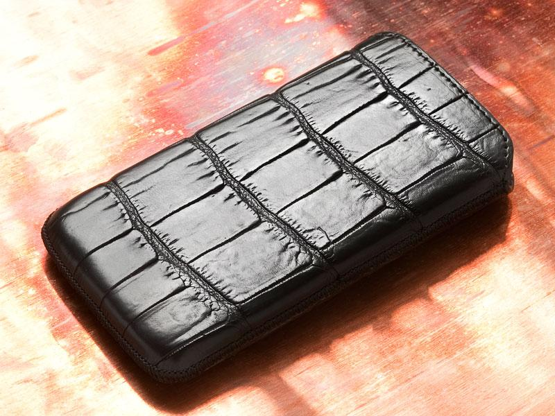 Sony Ericsson Xperia arc S croco-black