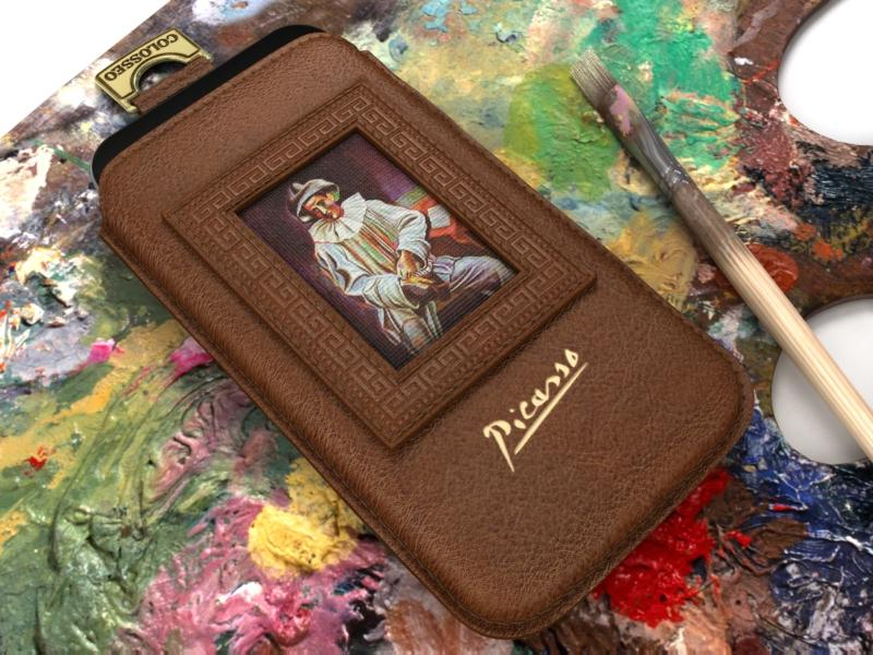Футляр iPhone 6 Picasso Пьеро