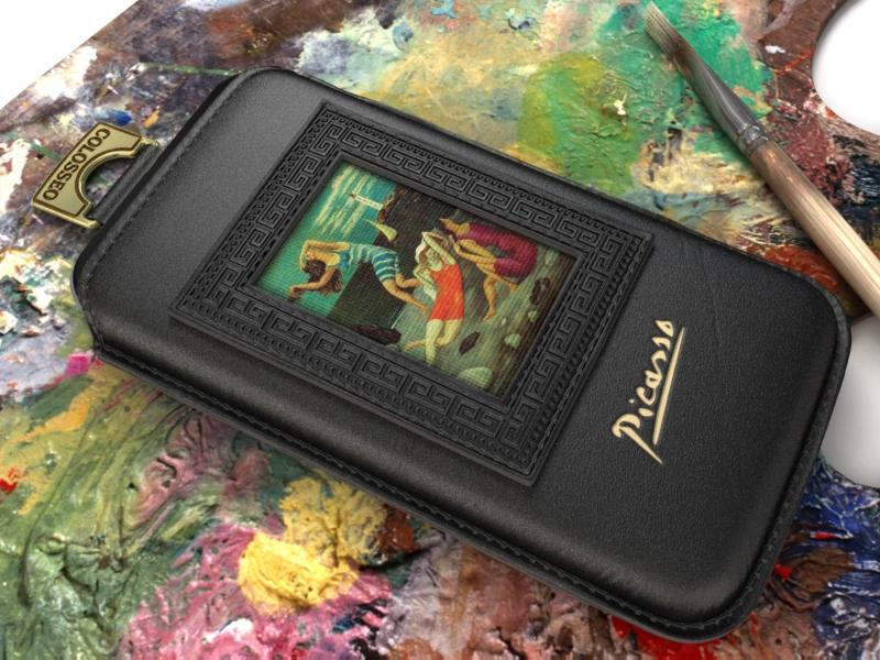Футляр iPhone 6 Picasso Купальщицы