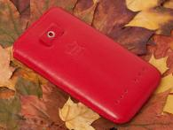 HTC Desire HD Red 2