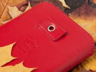 HTC Desire HD Red 4